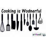 cooking is wonderful